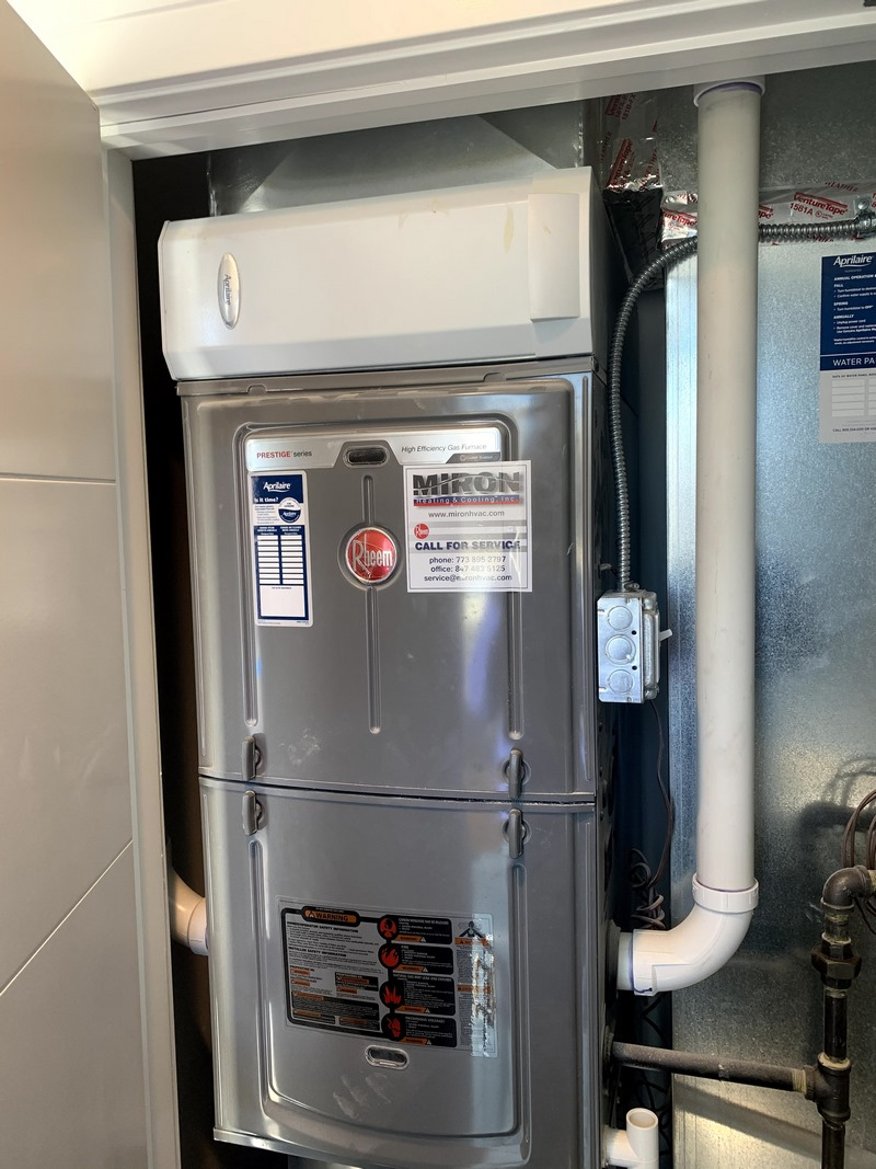 furnace installation chicago and maintenance