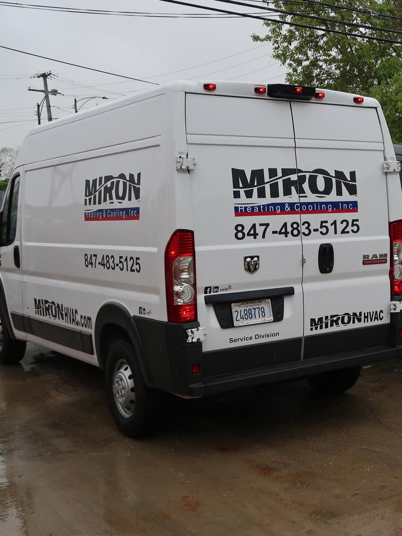 miron air conditioning installation chicago