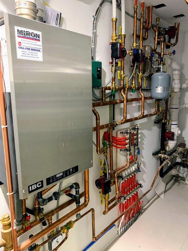 heating repair chicago