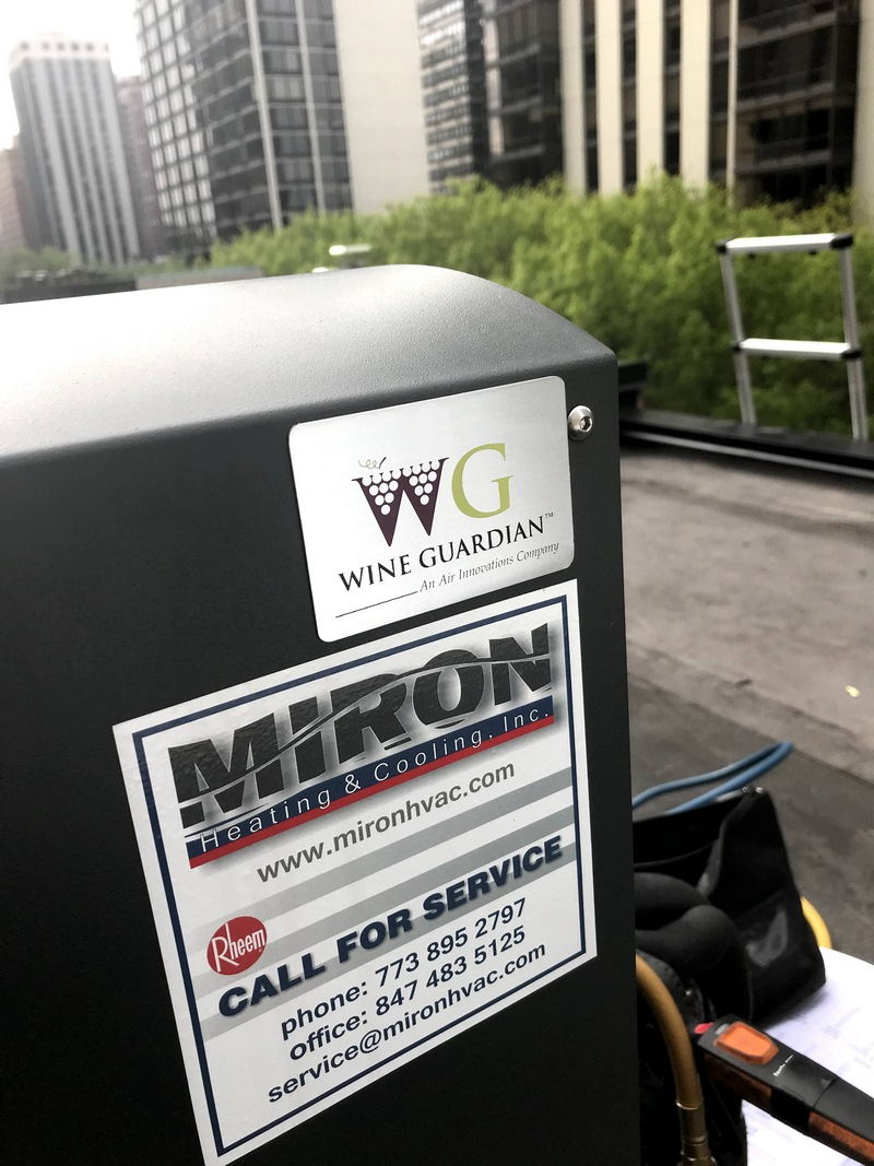miron air conditioning contractor chicago