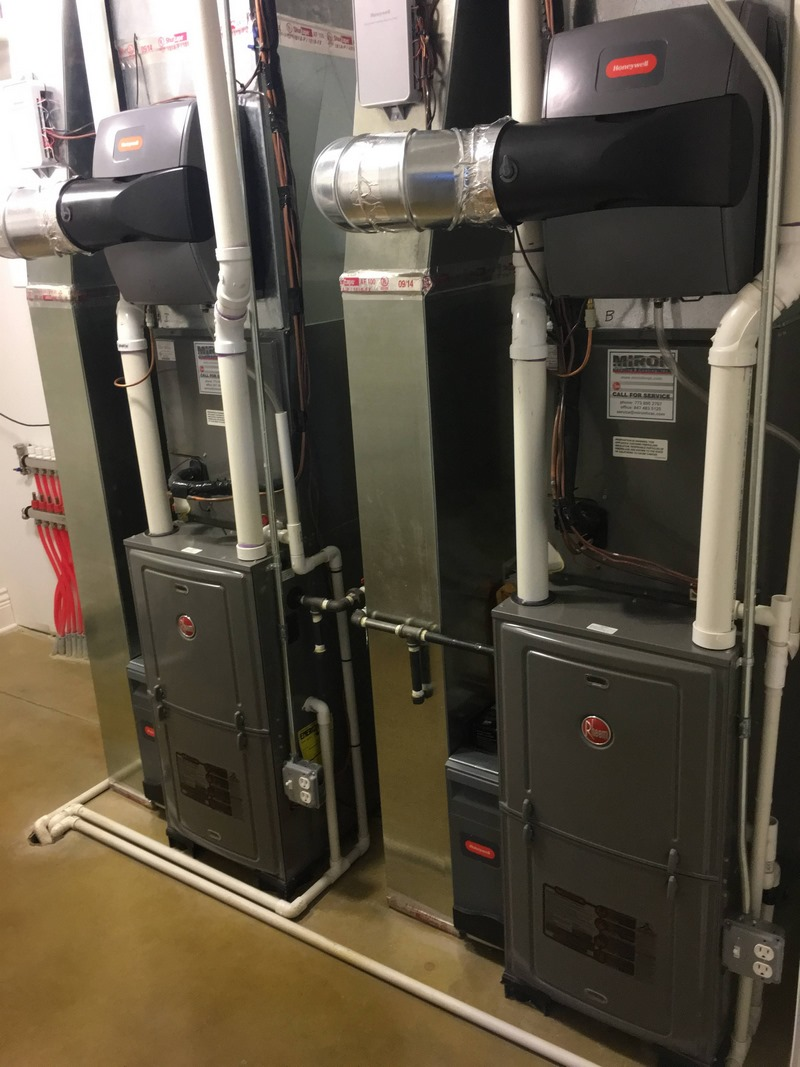 furnace installation chicago by miron