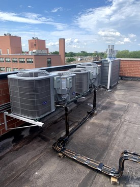 air conditioning repair and maintenance chicago