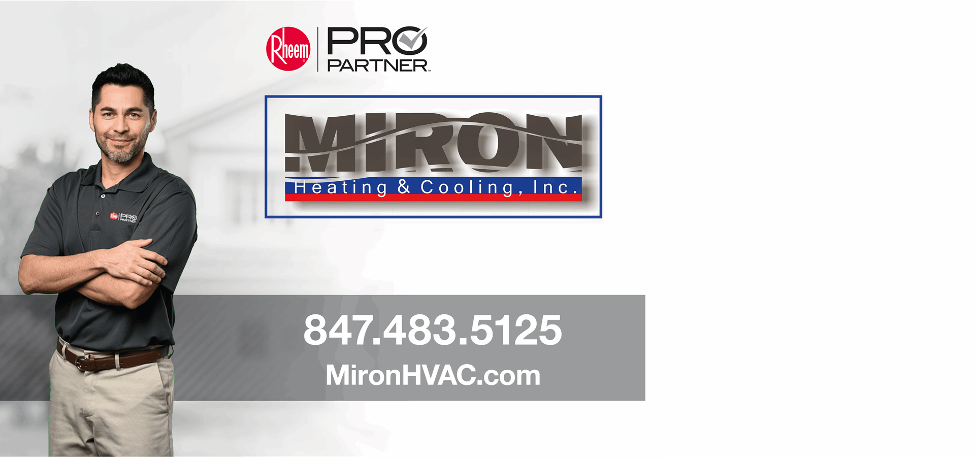 miron hvac contractors & Rheem furnace repair chicago